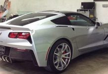 TS Designs Creating Widebody 2014 Corvette Stingray for SEMA 2013
