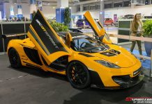 McLaren 12C GT Sprint at Auto Zurich 2013