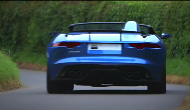 Ian Callum Describes the Design of Jaguar F-Type Project 7 Speedster