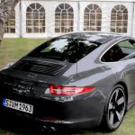 Behind the Design of the Porsche 911 50th Anniversary Edition