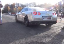 Ride Inside a 1800hp Nissan GT-R