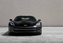 2014 Chevrolet Corvette Stingray Outfitted With Vossen Wheels