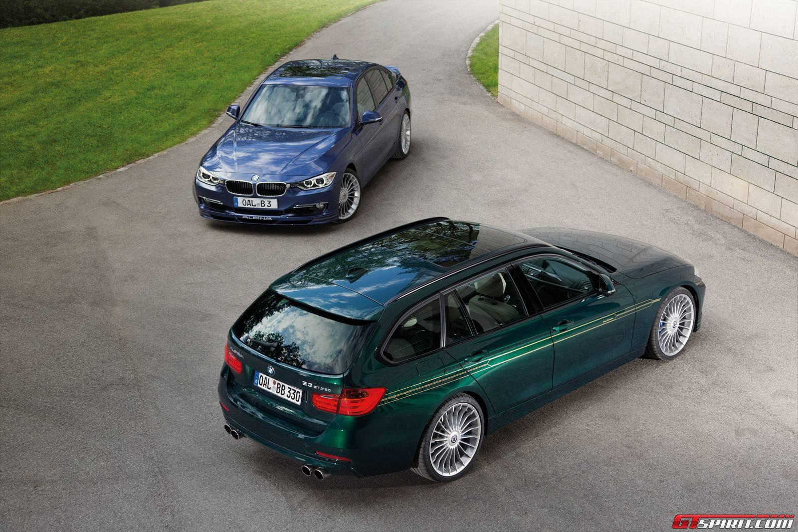 Alpina D3 Bi Turbo Is World S Fastest Diesel Production Car Gtspirit
