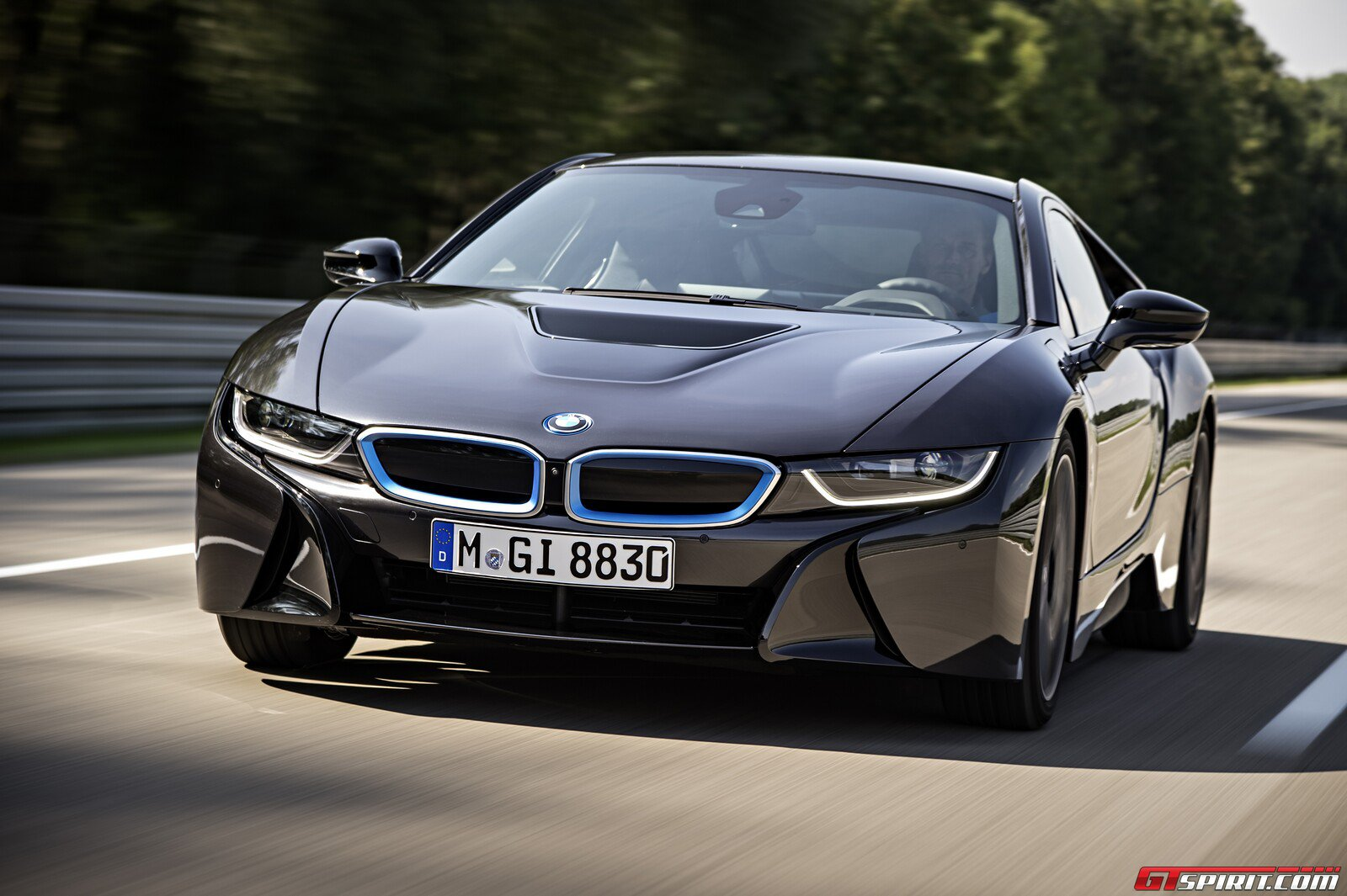 bmw engineers considered v10 for i8 sports car gtspirit. Black Bedroom Furniture Sets. Home Design Ideas