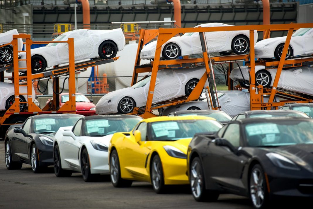 Six-Month Waiting List for 2014 Chevrolet Corvette Stingray