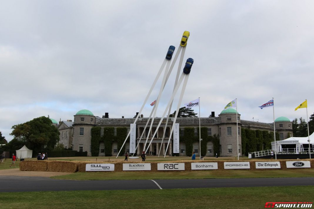2014 Goodwood Festival of Speed Dates Announced