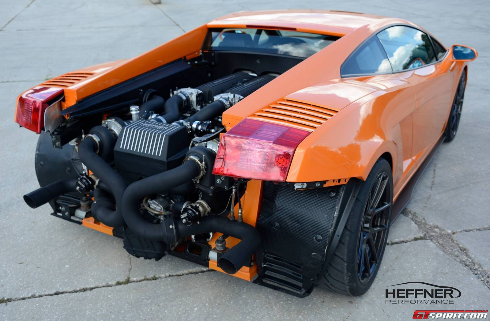 1200hp Lamborghini Gallardo Tt By Heffner Performance Gtspirit