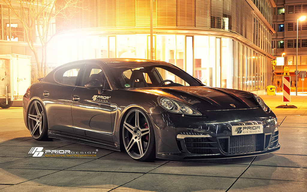 official porsche panamera prior600 by prior design gtspirit. Black Bedroom Furniture Sets. Home Design Ideas