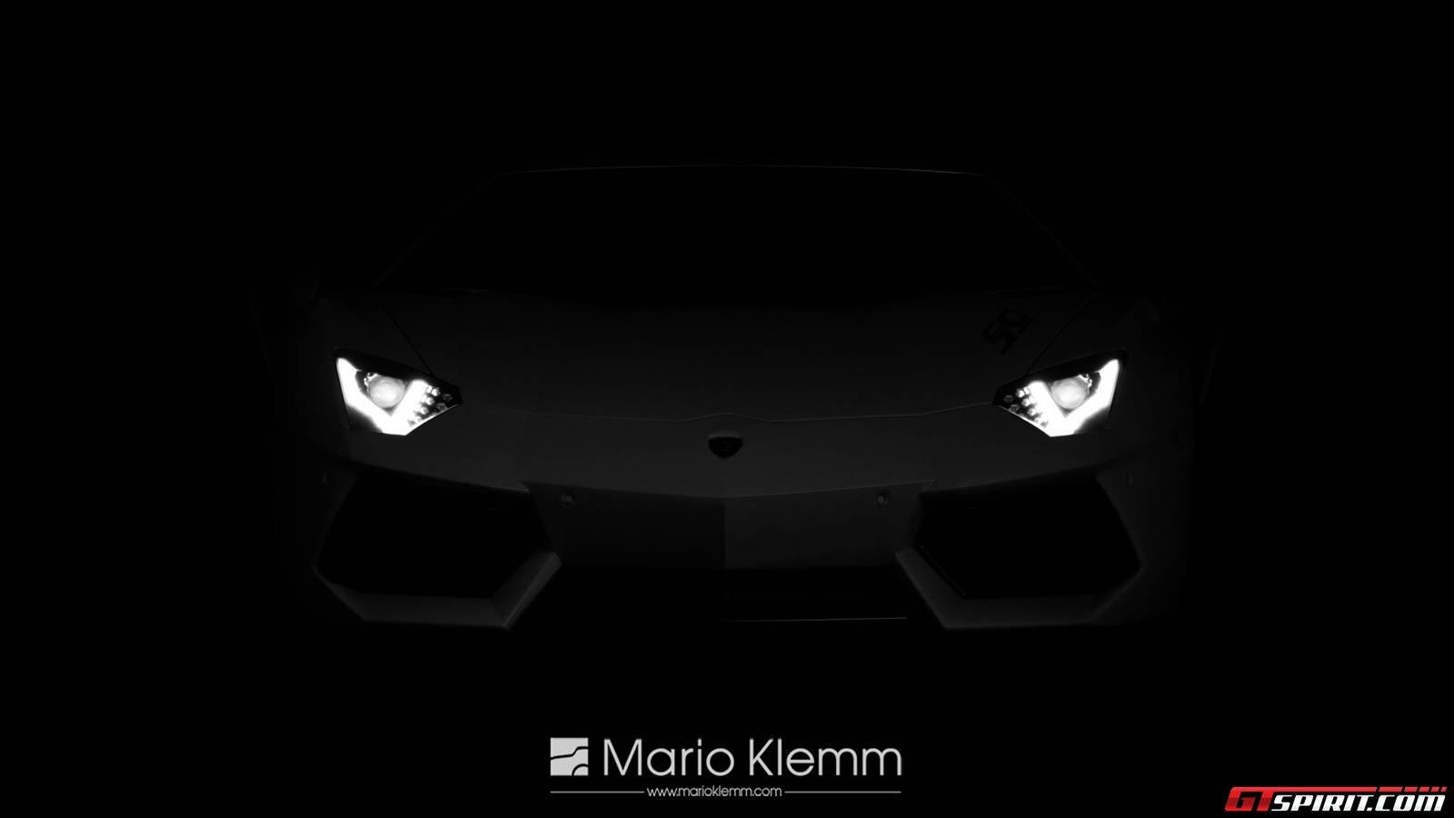 Giallo Taurus Lamborghini Aventador Photoshoot Gtspirit