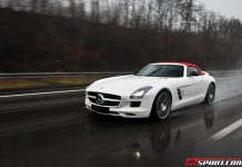 Mercedes-Benz Commits to SLS AMG Successor