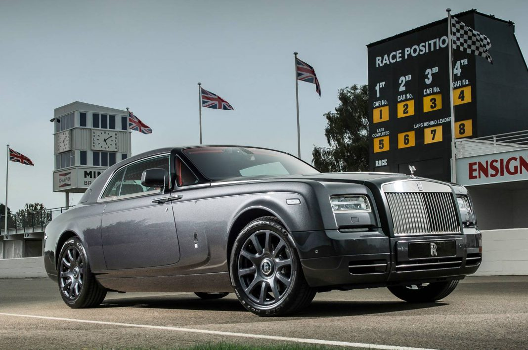 Official: 2014 Rolls-Royce Phantom Bespoke Chicane Coupe