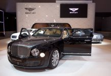 Official: 2014 Bentley Mulsanne Shaheen