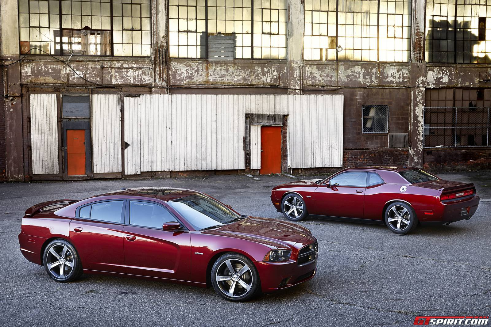 Official: 2014 Dodge Charger and Dodge Challenger 100th Anniversary