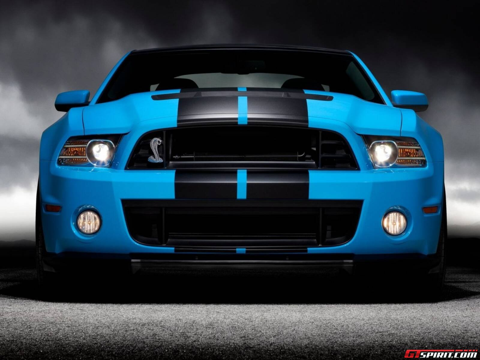 Ford Wont Release Shelby Mustang Gt Nurburgring Time