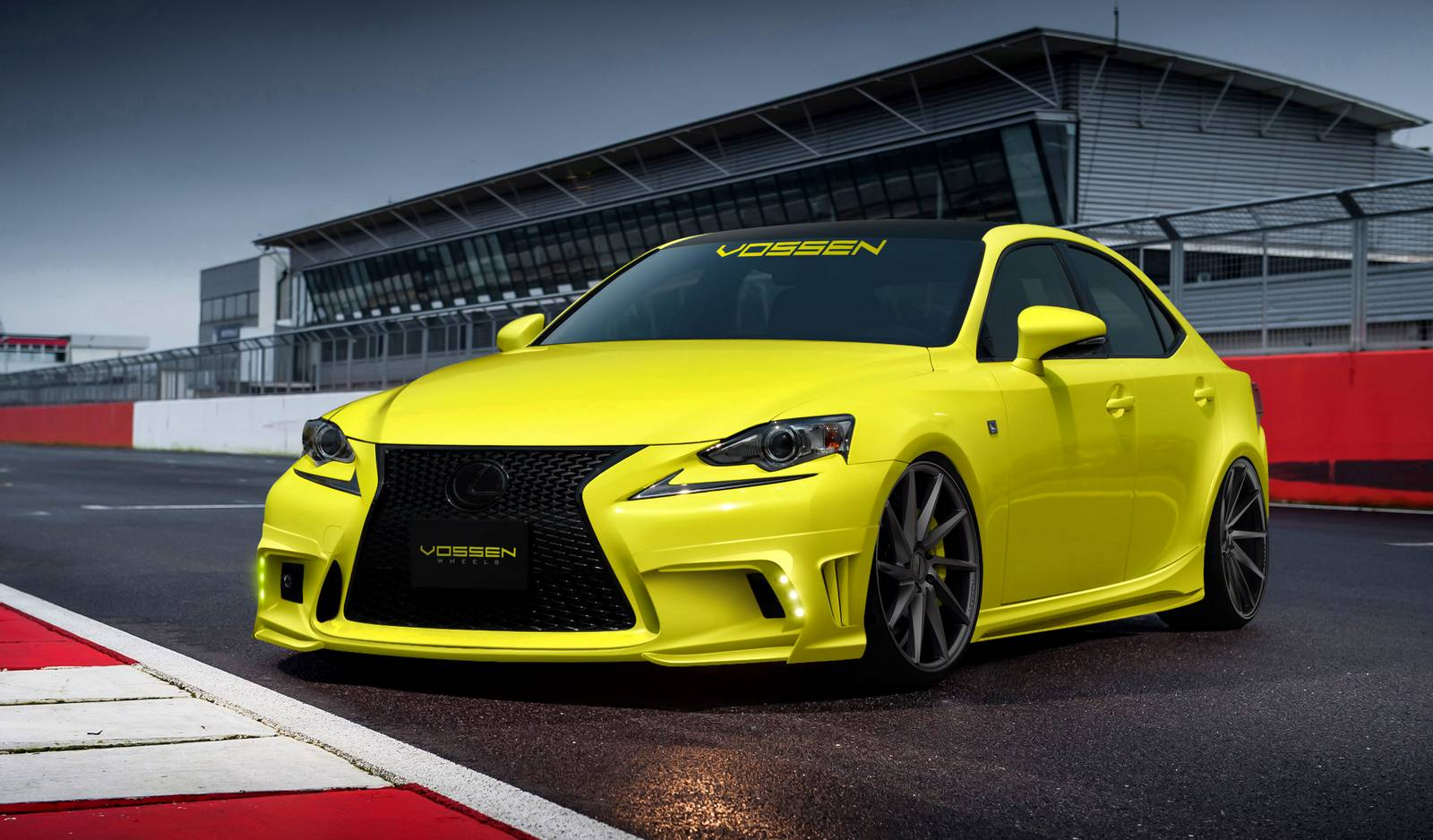 first sport steering test is lexus motor trend wheel cars f