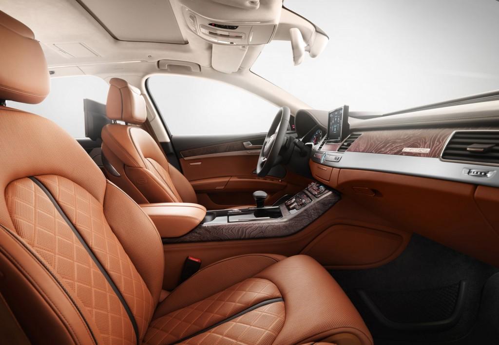 Official Audi A L W Exclusive Concept GTspirit - Audi a8 l w12