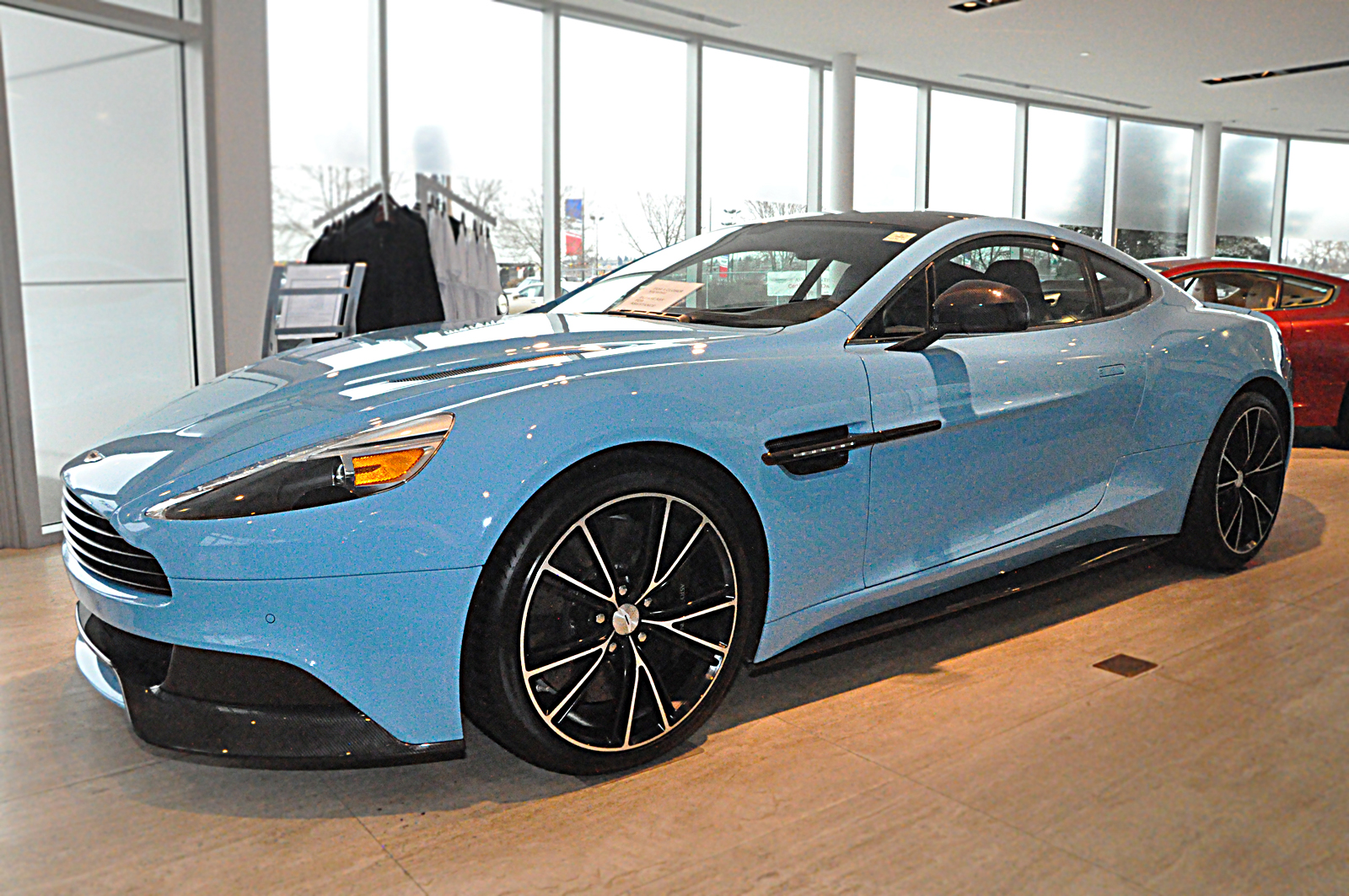 For Sale: 2014 Aston Martin Vanquish featured on Top Gear ...