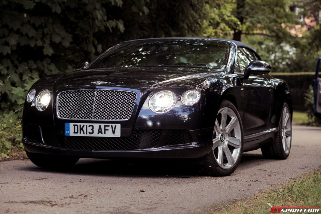Road Test 2013 Bentley Continental Gtc W12 Review