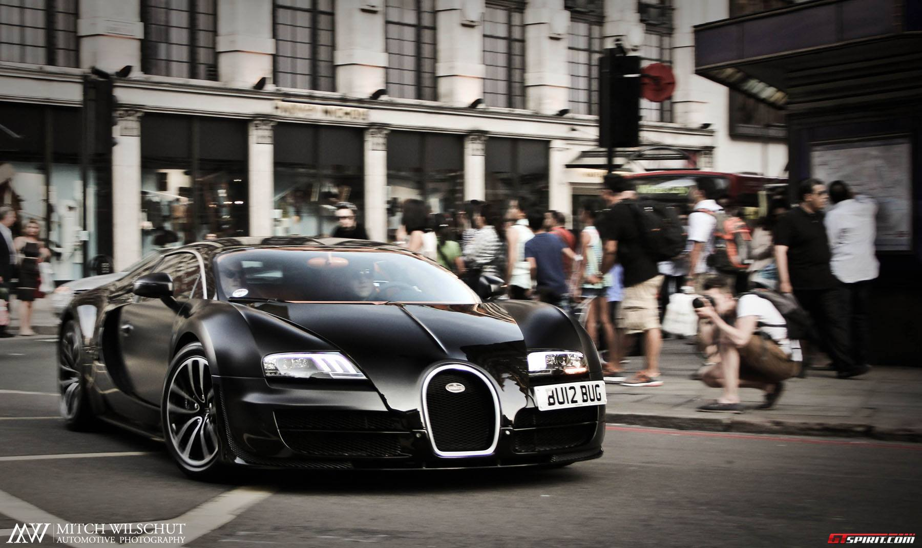 photo of the day matte black carbon fiber bugatti. Black Bedroom Furniture Sets. Home Design Ideas