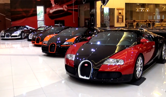 One Of The World S Most Amazing Supercar Garages Gtspirit