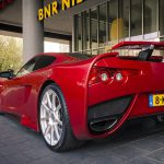 Vencer Sarthe Spotted in Amsterdam