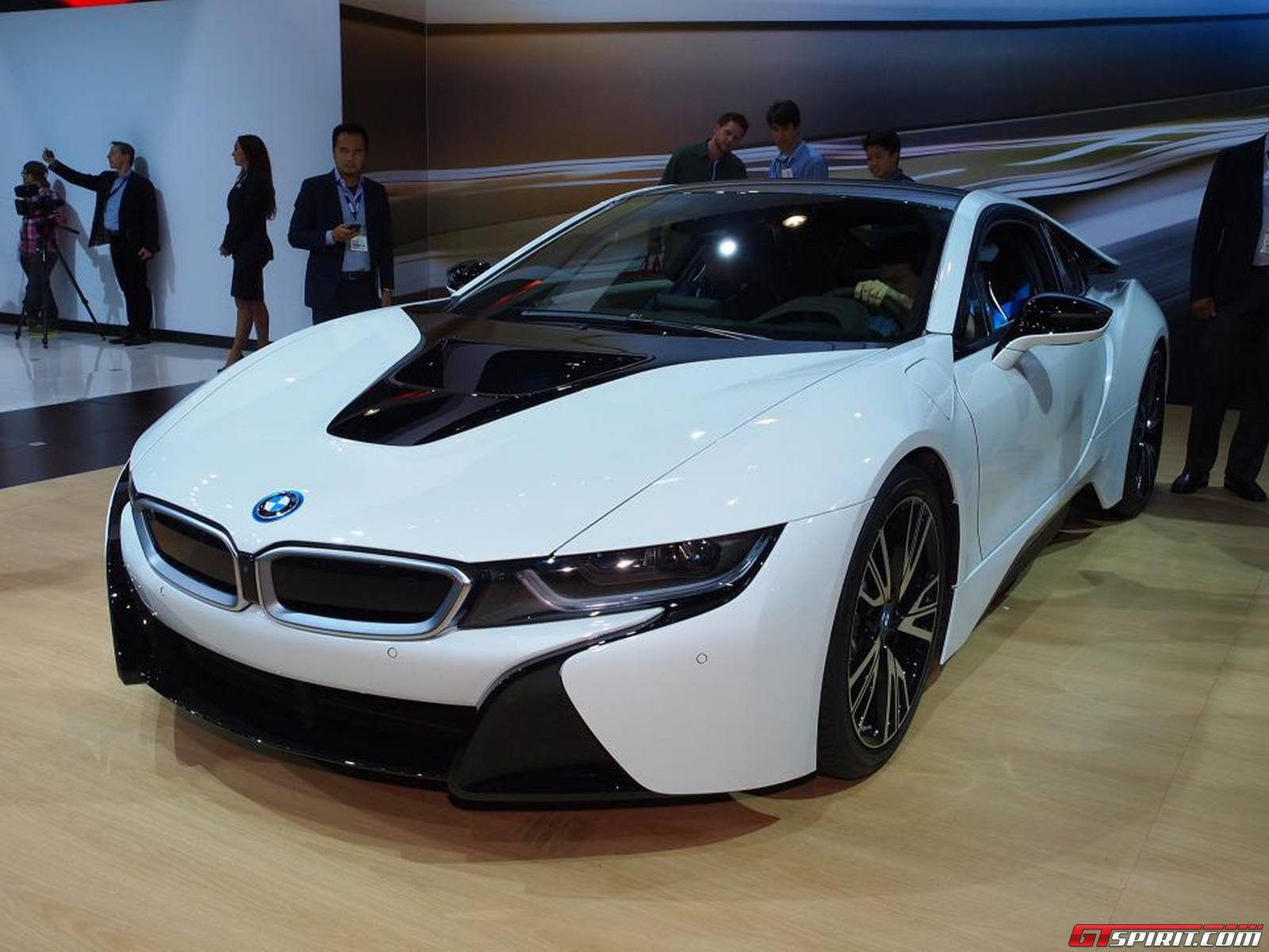 Los Angeles Bmw I8 Gtspirit
