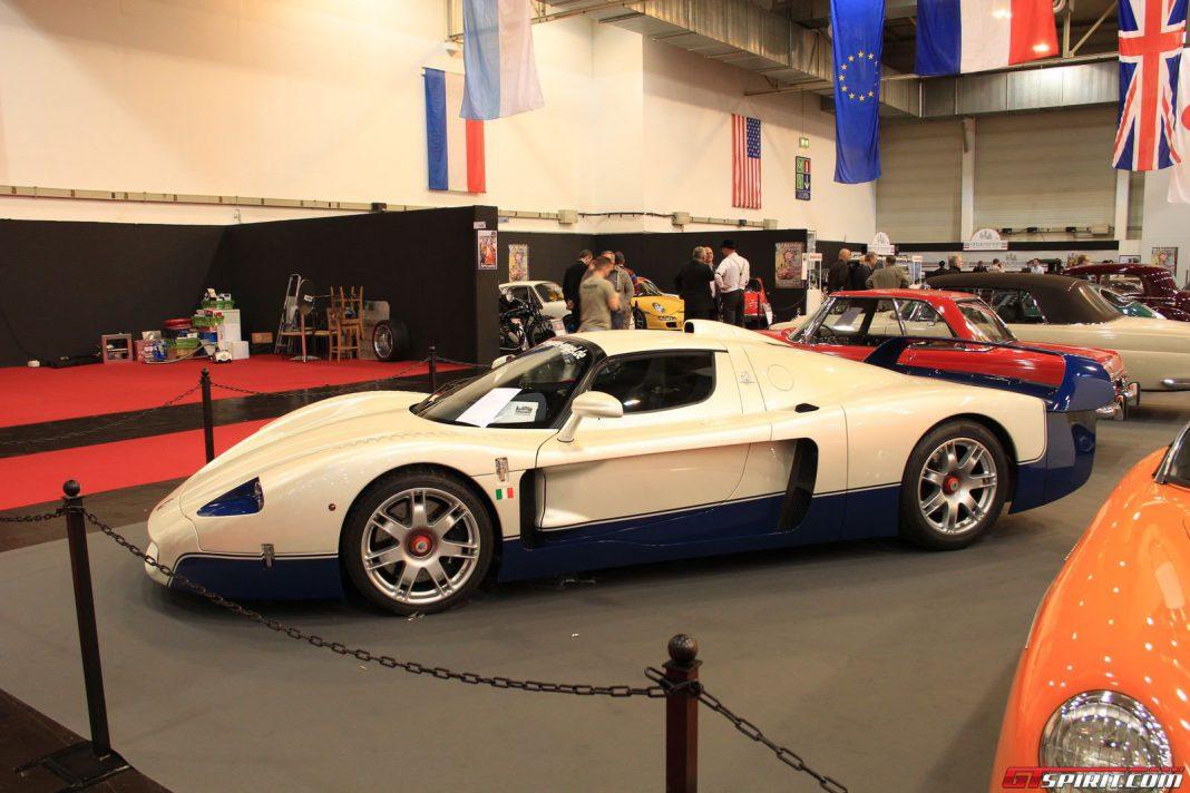 supercars at essen motor show 2013 gtspirit. Black Bedroom Furniture Sets. Home Design Ideas