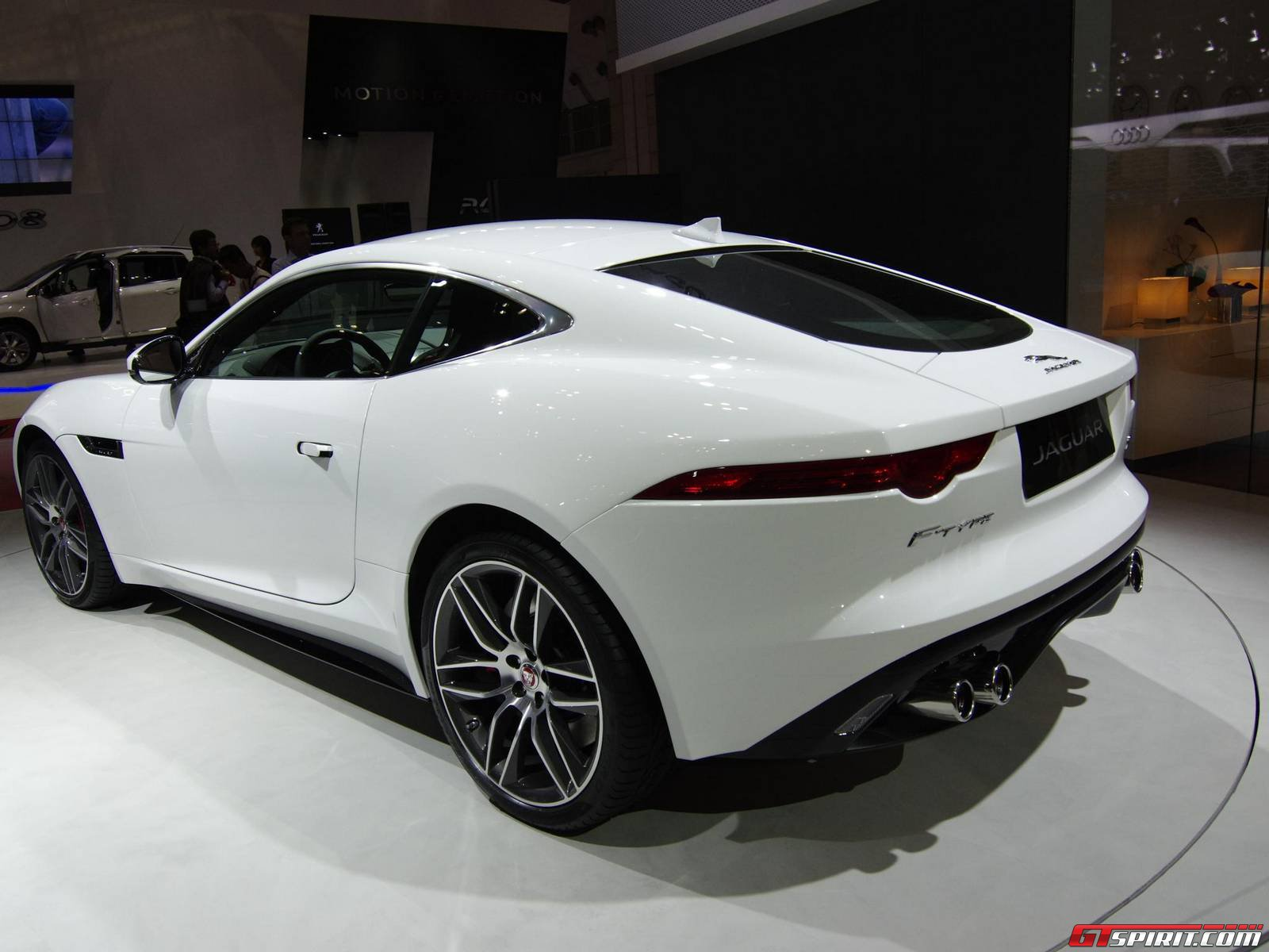Marvelous Jaguar F Type Coupe