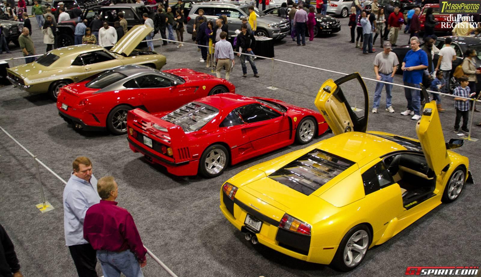 DuPont Registry Live At Nashville Auto Show GTspirit - Nashville car show