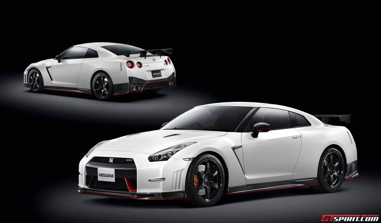 Elegant 2014 Nissan GT R Nismo