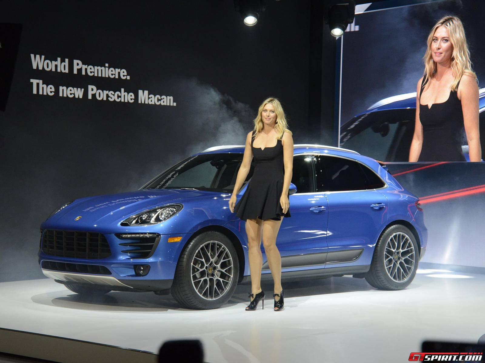 los angeles 2013 porsche macan s gtspirit. Black Bedroom Furniture Sets. Home Design Ideas