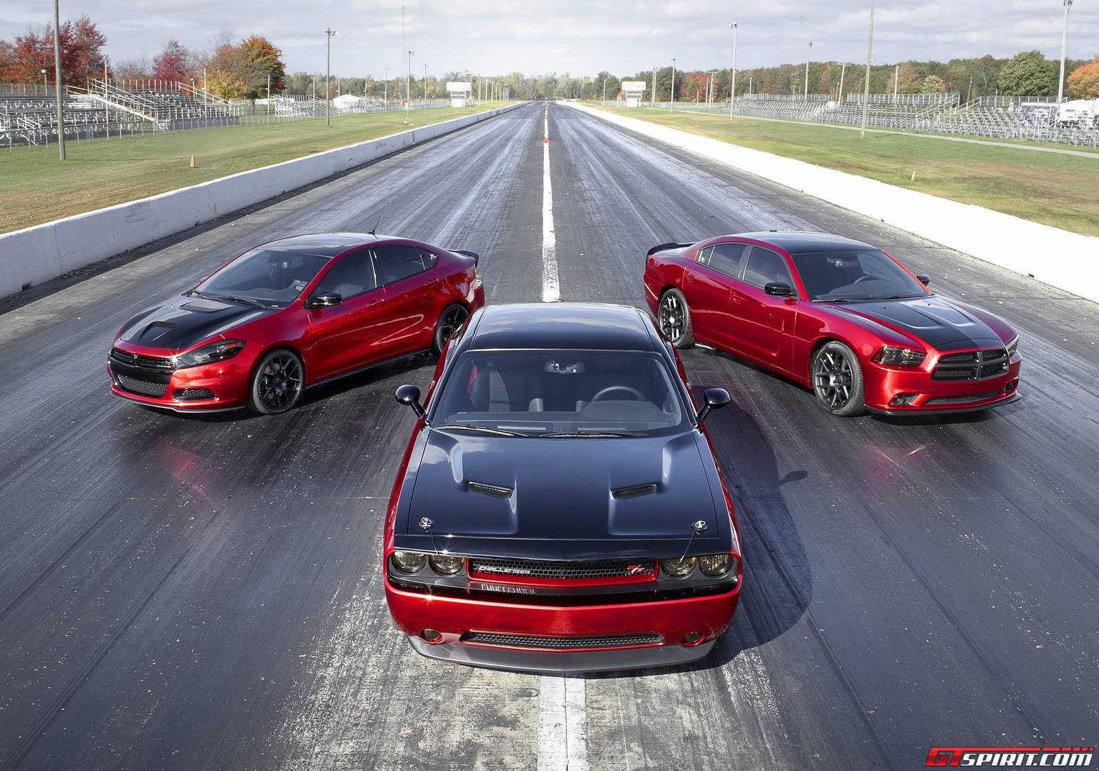Official: Scat Package Performance Upgrades for Dodge