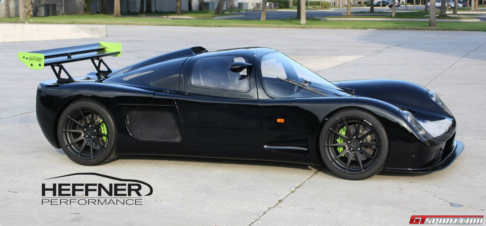 1000hp Twin Turbo Ultima GTR by Heffner Performance - GTspirit