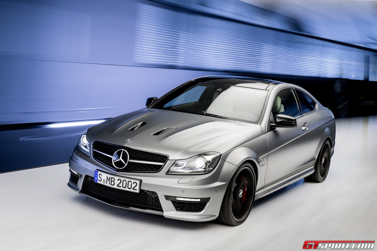 next mercedes benz c63 amg to receive 4 0 liter twin turbo. Black Bedroom Furniture Sets. Home Design Ideas