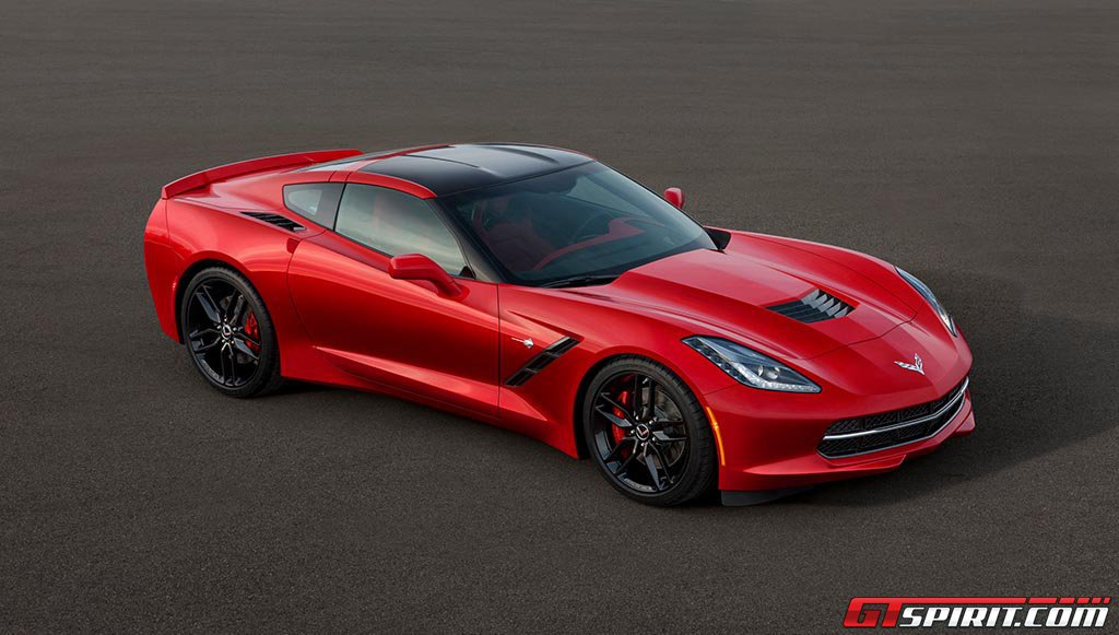 Last corvette stingray