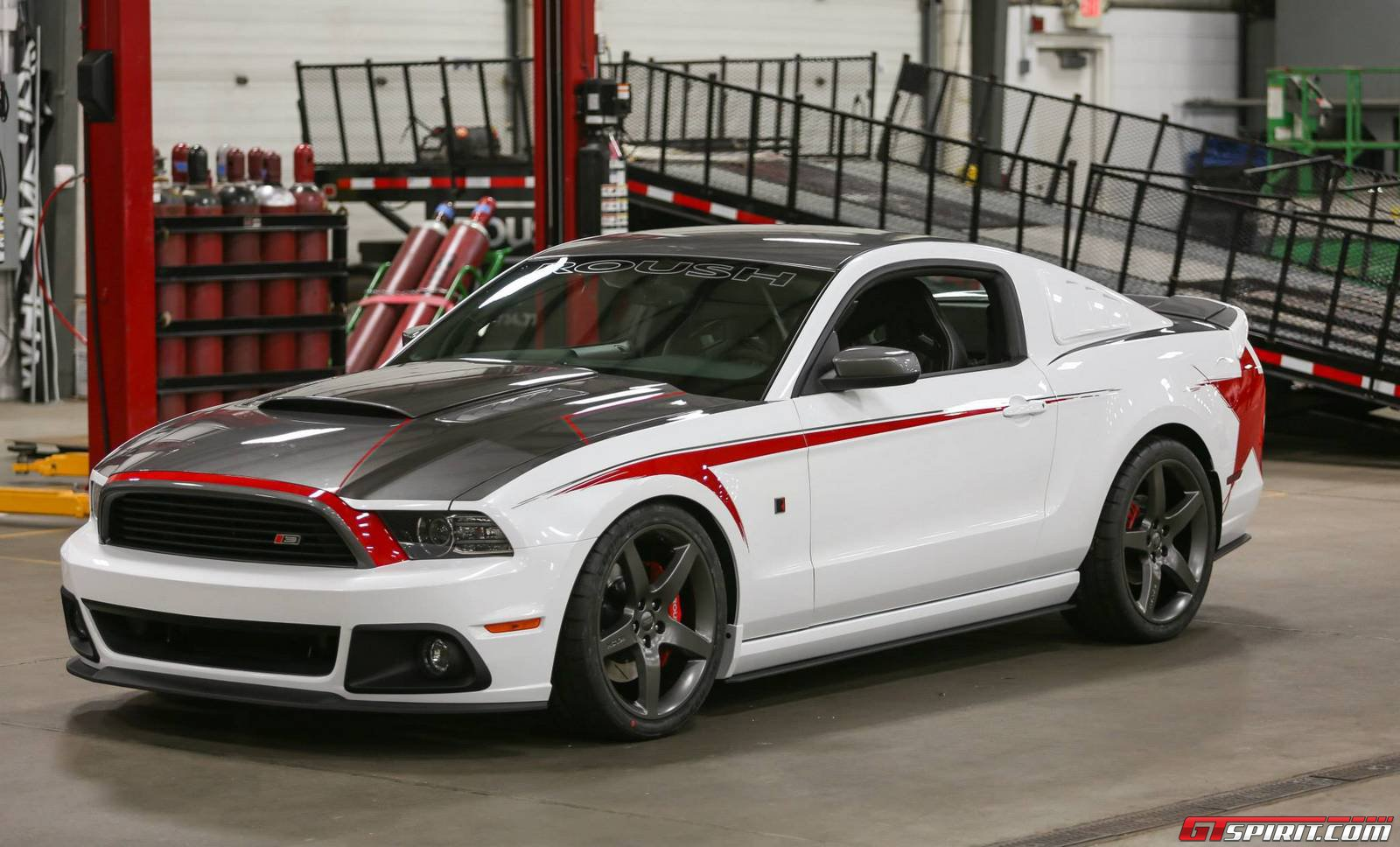 2014 roush rs3 mustang