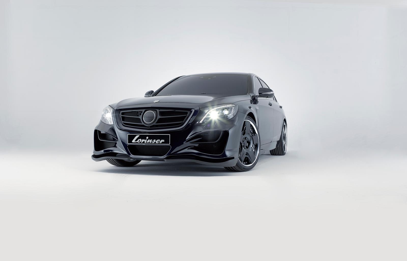 Official 2014 Mercedes Benz S500 By Lorinser Gtspirit
