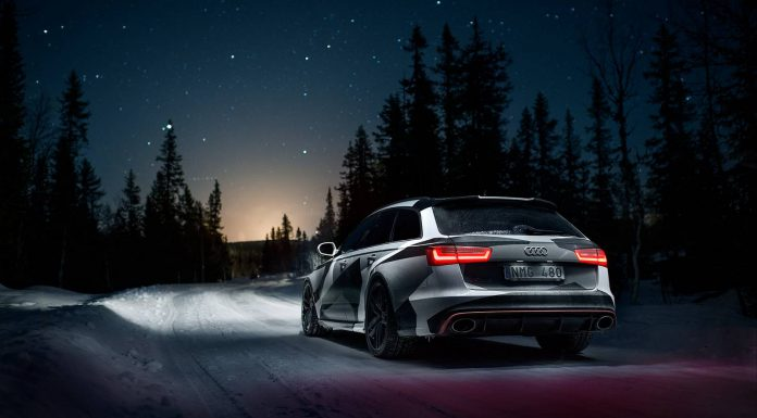 Jon Olsson Reveals His New 2014 Audi RS6 Avant!