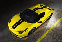 Official: Ferrari 458 Spider by Capristo