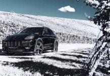 Official: Gemballa Porsche Winter Wheel Set