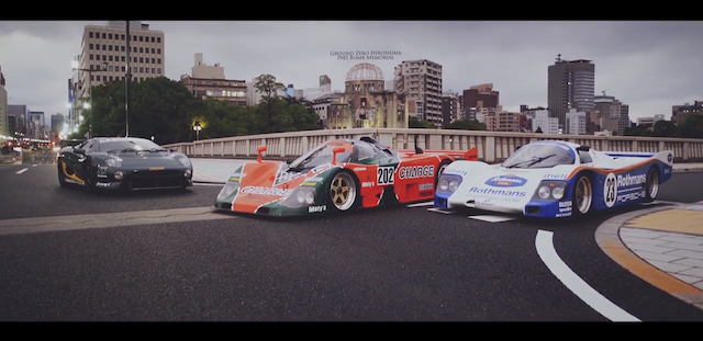 Video Le Mans Race Cars Are Daily Drivers In Japan Gtspirit