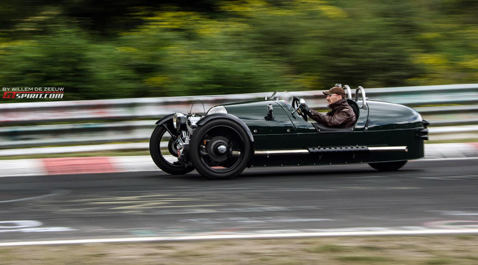photo of the day morgan 3 wheeler at the 39 ring gtspirit. Black Bedroom Furniture Sets. Home Design Ideas