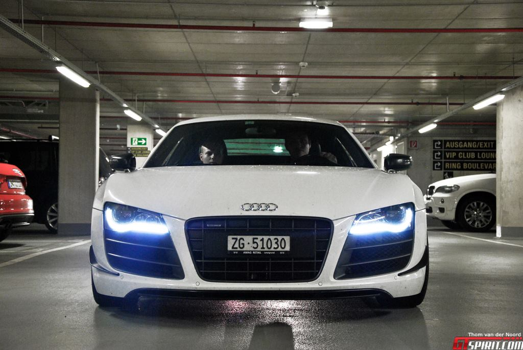 Photo Of The Day Audi R GT GTspirit - Day audi