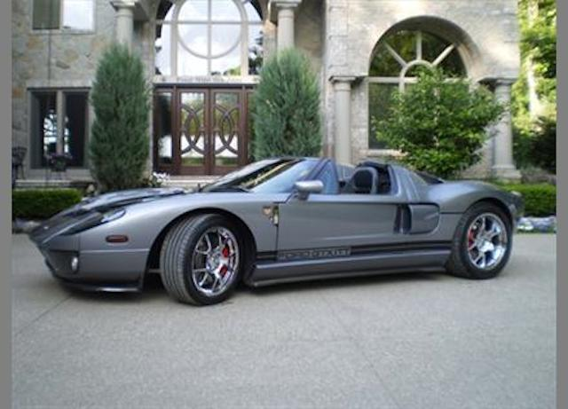 For Sale  Horsepower Ford Gt X Tt