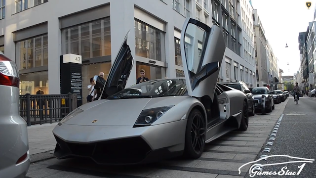 Lamborghini Murcielago Lp670 4 Sv Sounds Outrageous With Tubi