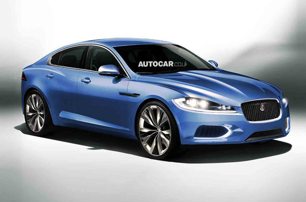 Jaguar XS Design Complete With Concept Debut at Paris 2014