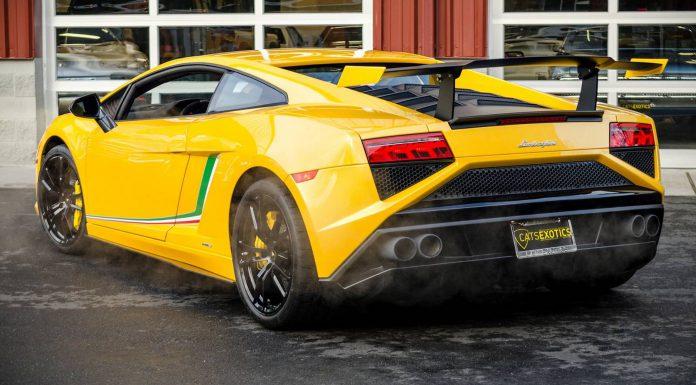 First Lamborghini Gallardo LP570-4 Squadra Corse in the US