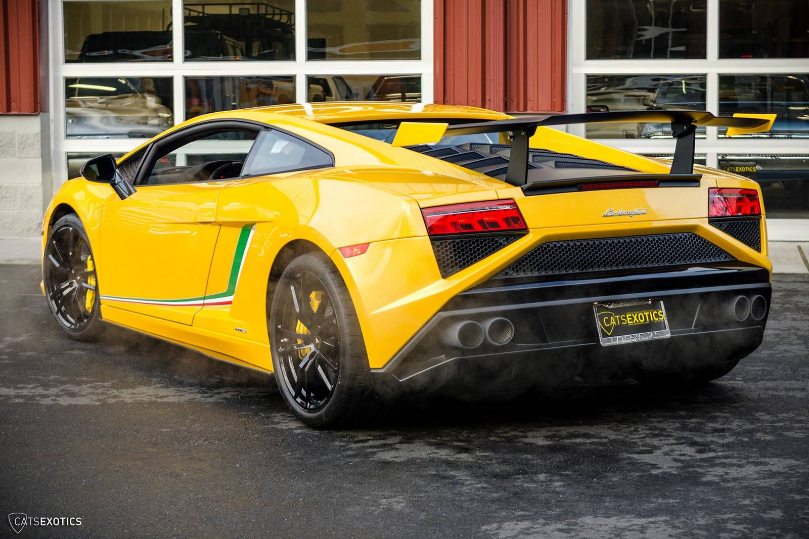 First Lamborghini Gallardo LP570 4 Squadra Corse In The US