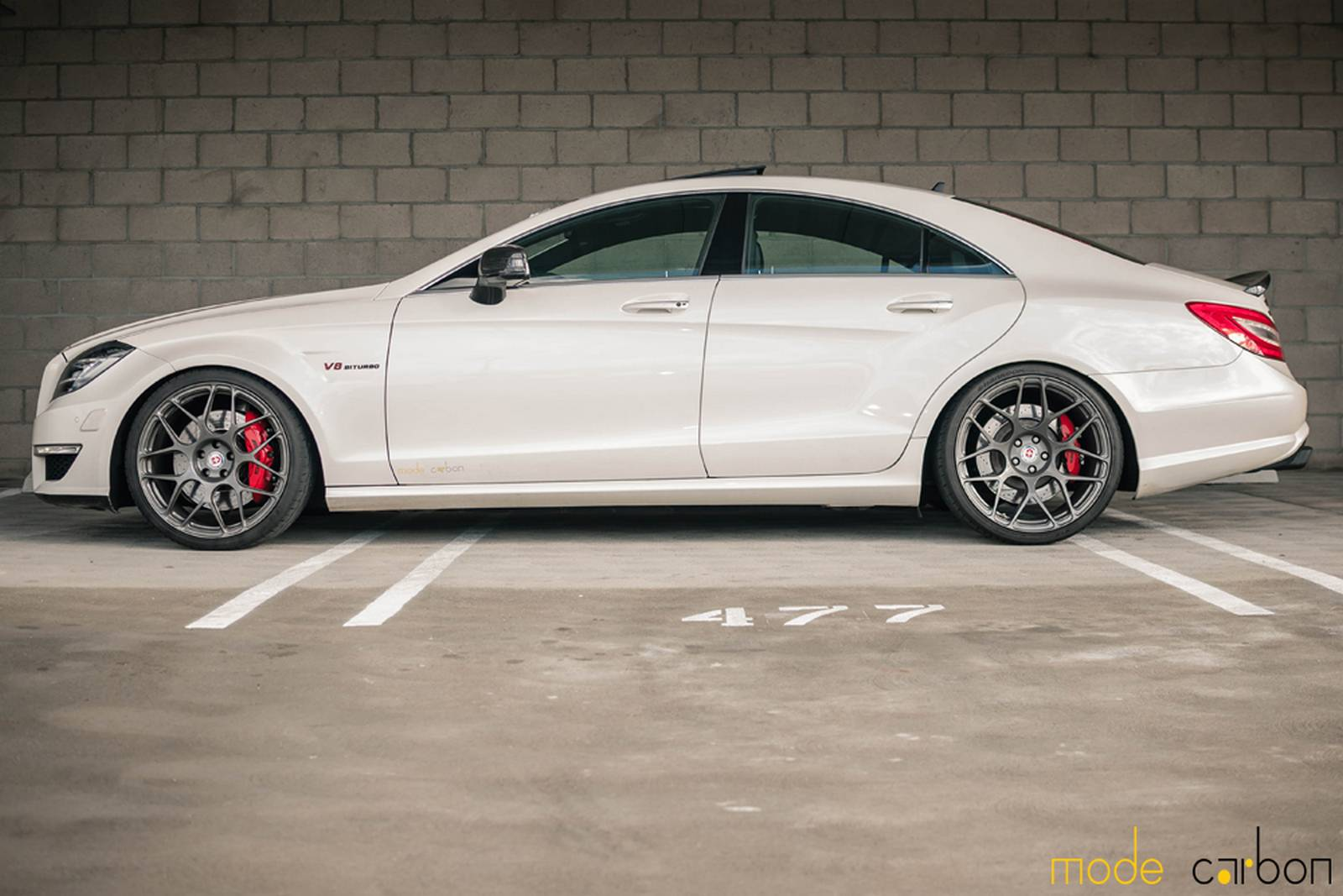 Mode carbon mercedes benz cls 63 amg gtspirit for Mercedes benz amg cls