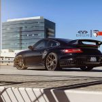 EVOMSit Tuned Porsche 997TT GT2